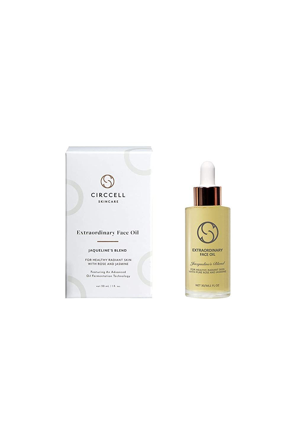 JACQUELINE'S BLEND – EXTRAORDINARY FACE OIL For ANTI-AGING