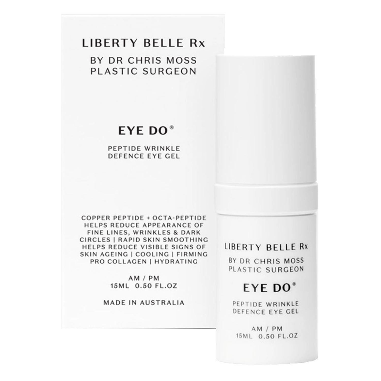 Eye Do Peptide Wrinkle Defence Eye Gel