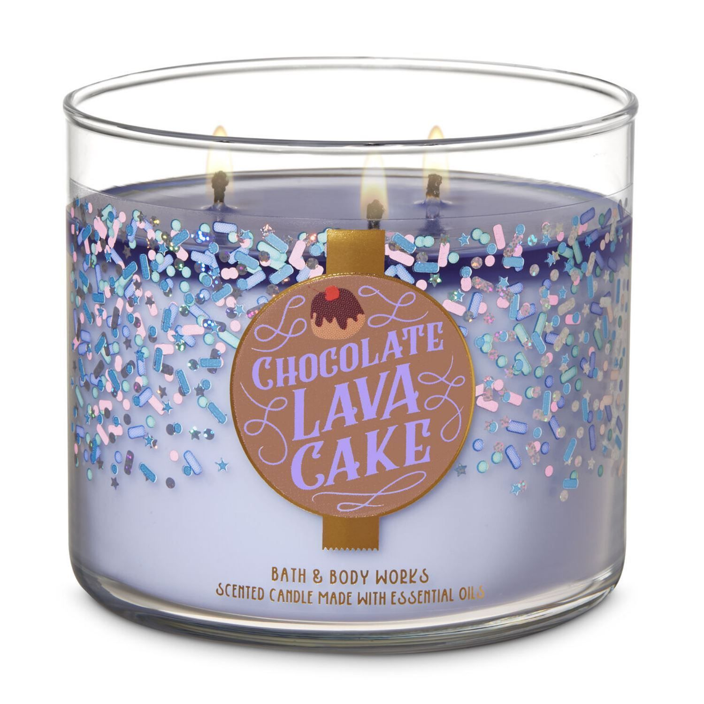 Chocolate Lava Cake 3-Wick Candle