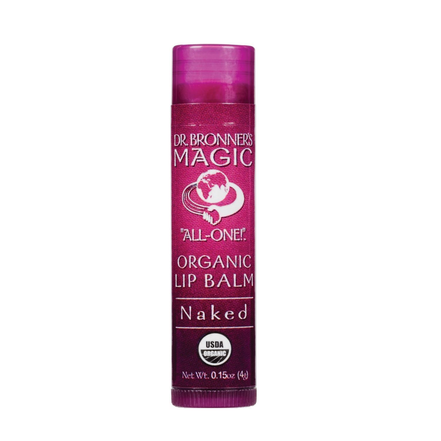 Magic All-One! Organic Lip Balm - Naked