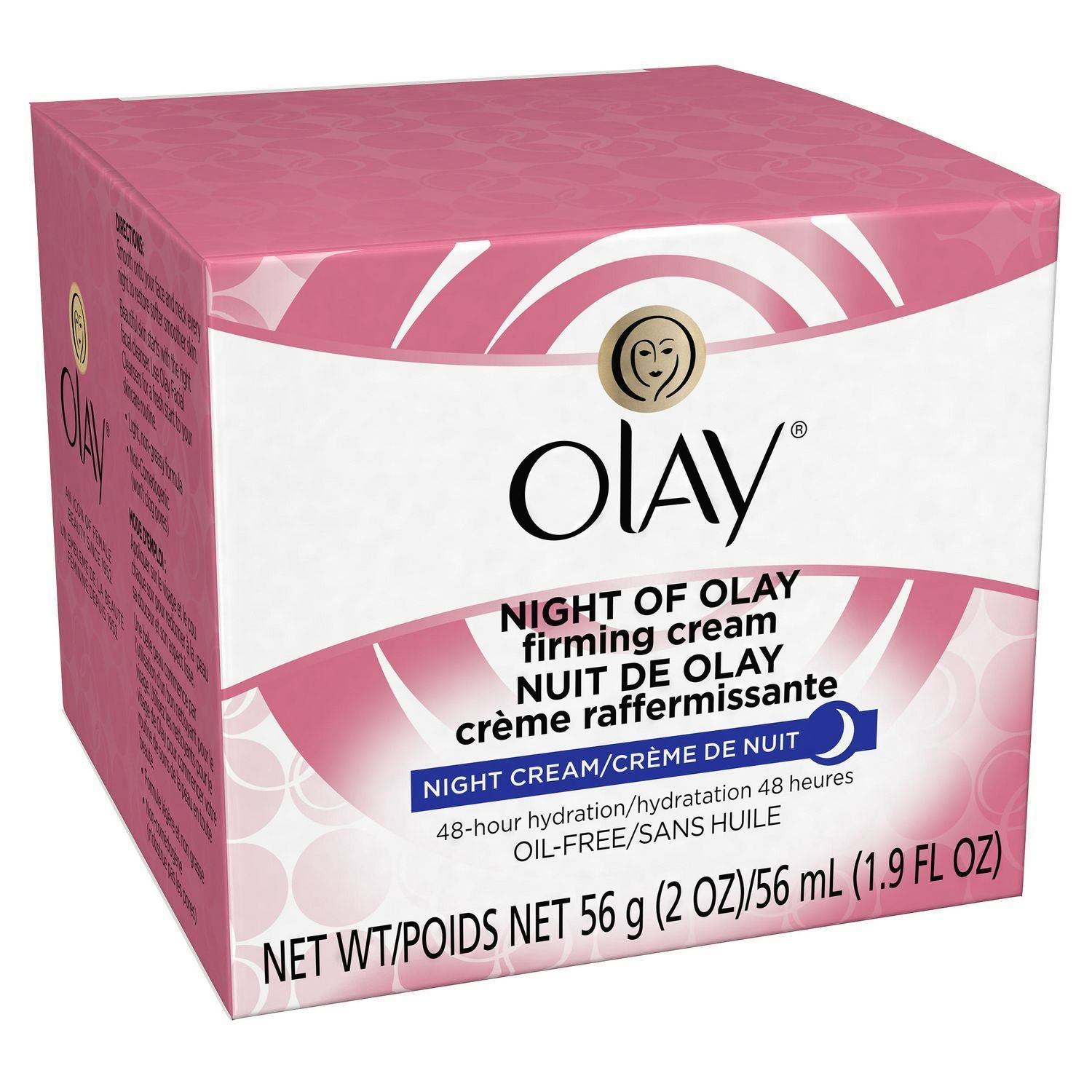 Night of Olay Firming Cream
