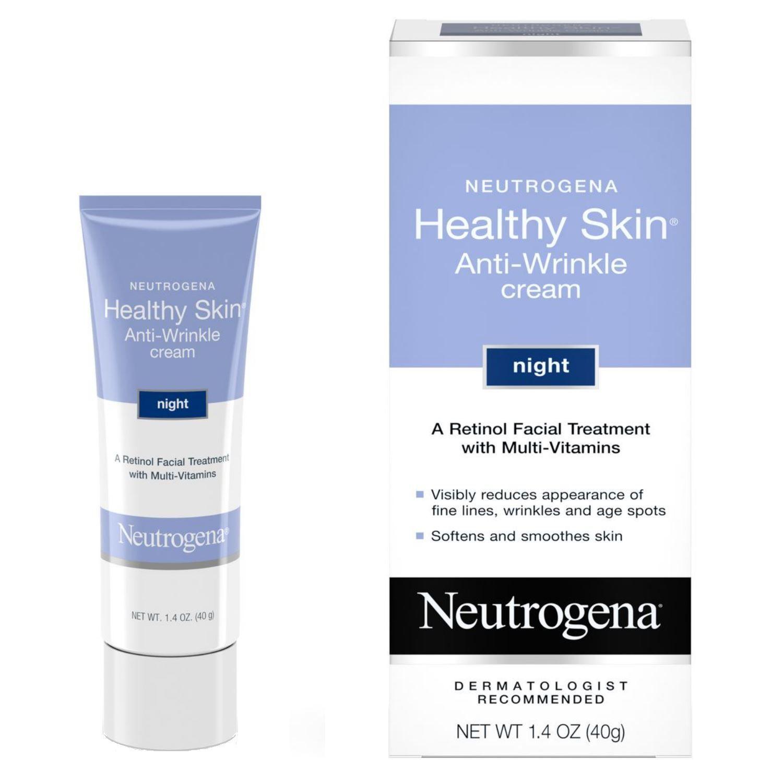 Healthy Skin Anti-Wrinkle Cream - Night