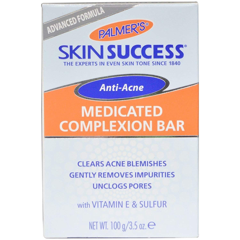 Skin Success Anti-Acne Medicated Complexion Bar