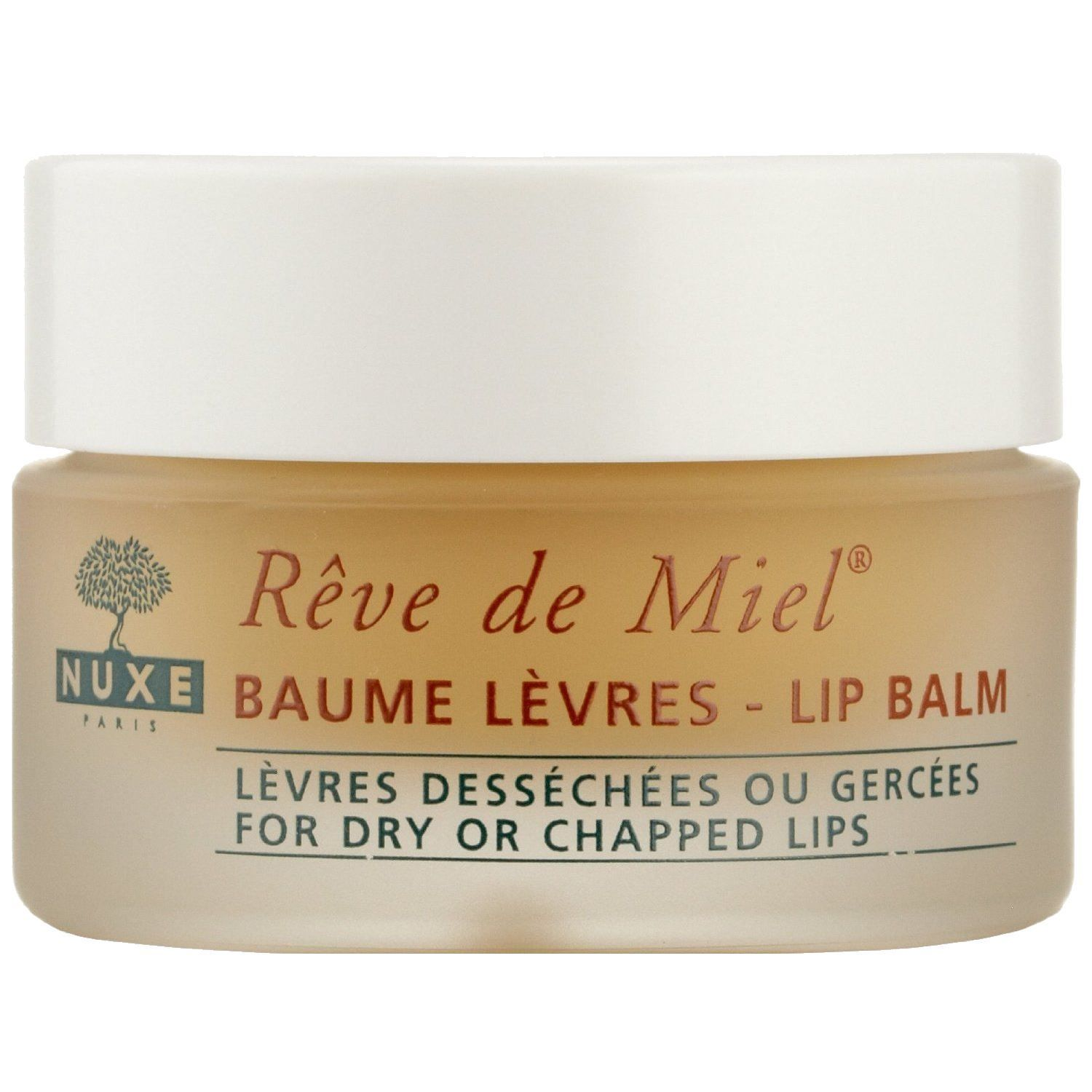 Reve de Miel Ultra-Nourishing Lip Balm with Honey