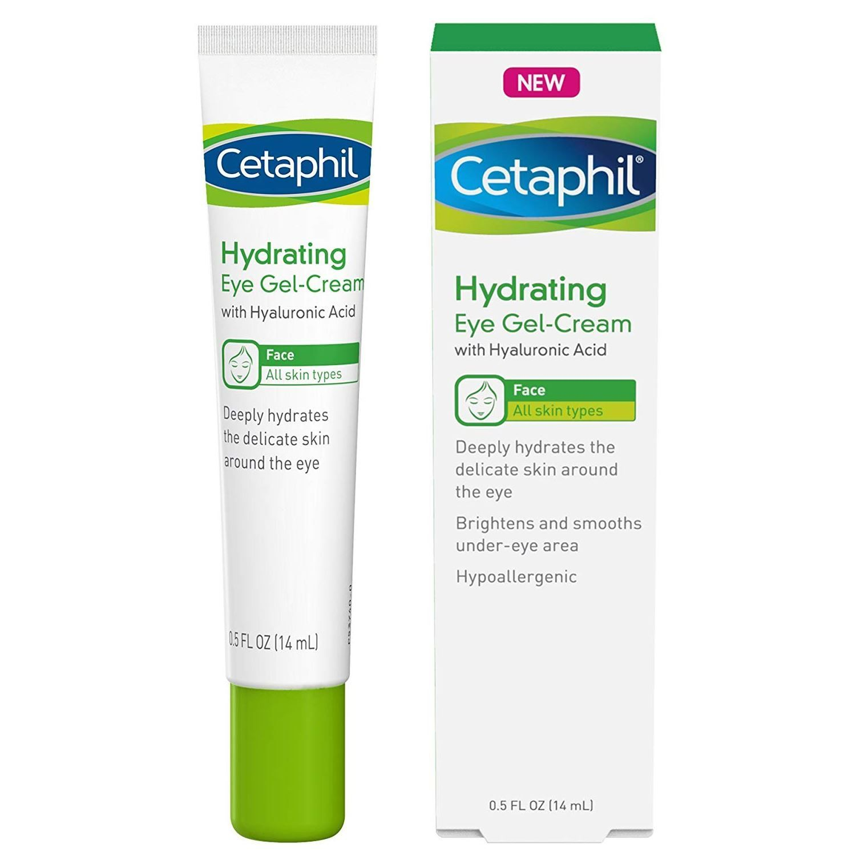 Hydrating Eye Gel-Cream