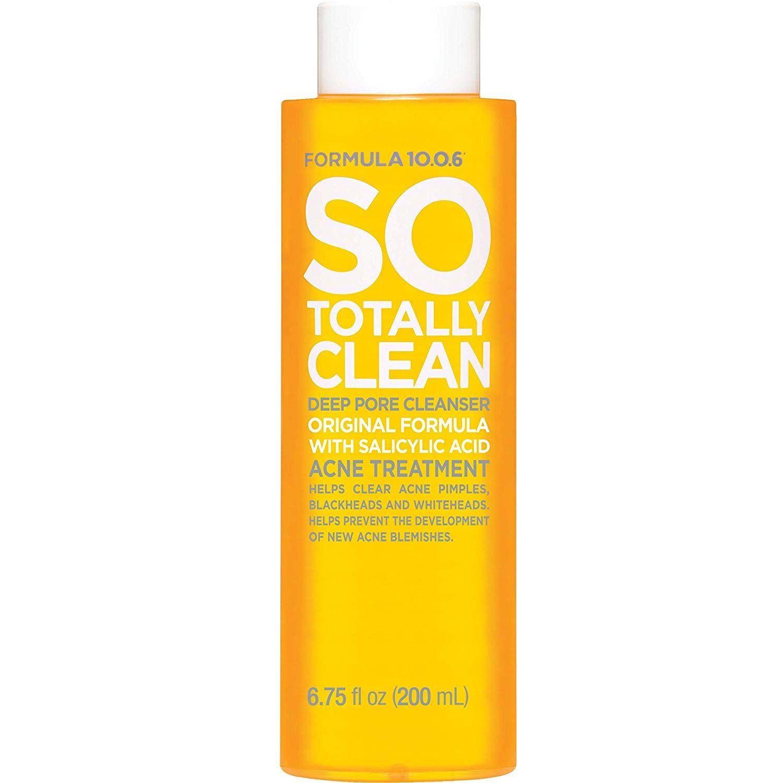 SO Totally Clean Deep Pore Cleanser