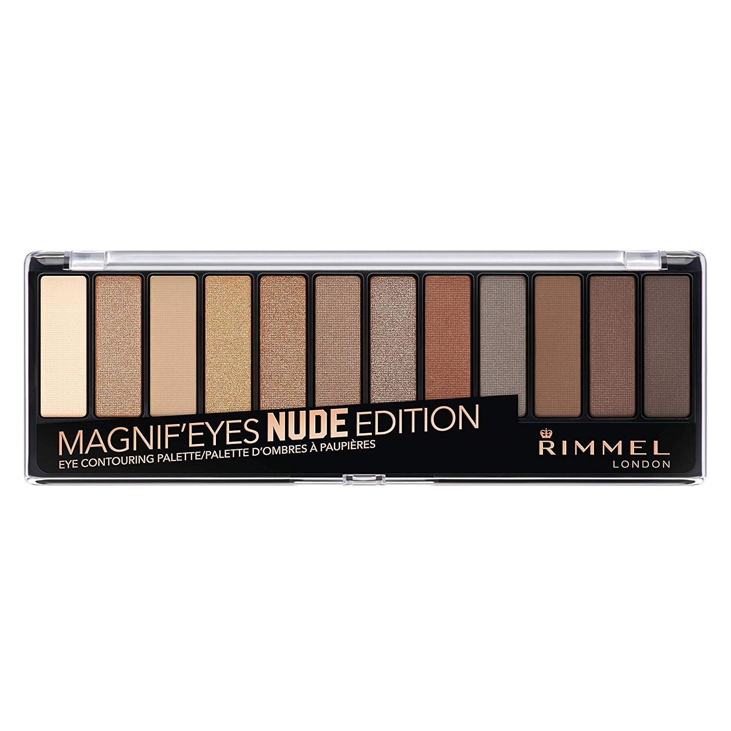 Magnif'Eyes Eye Palette - Nude Edition
