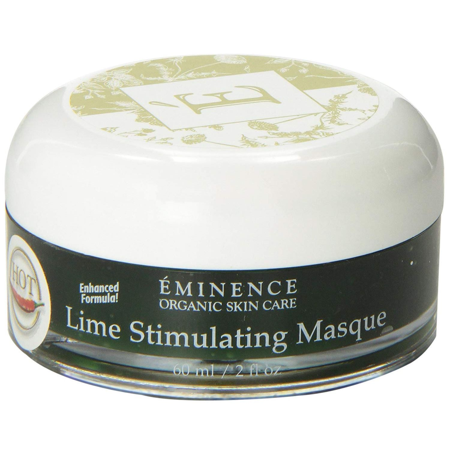Lime Stimulating Mask