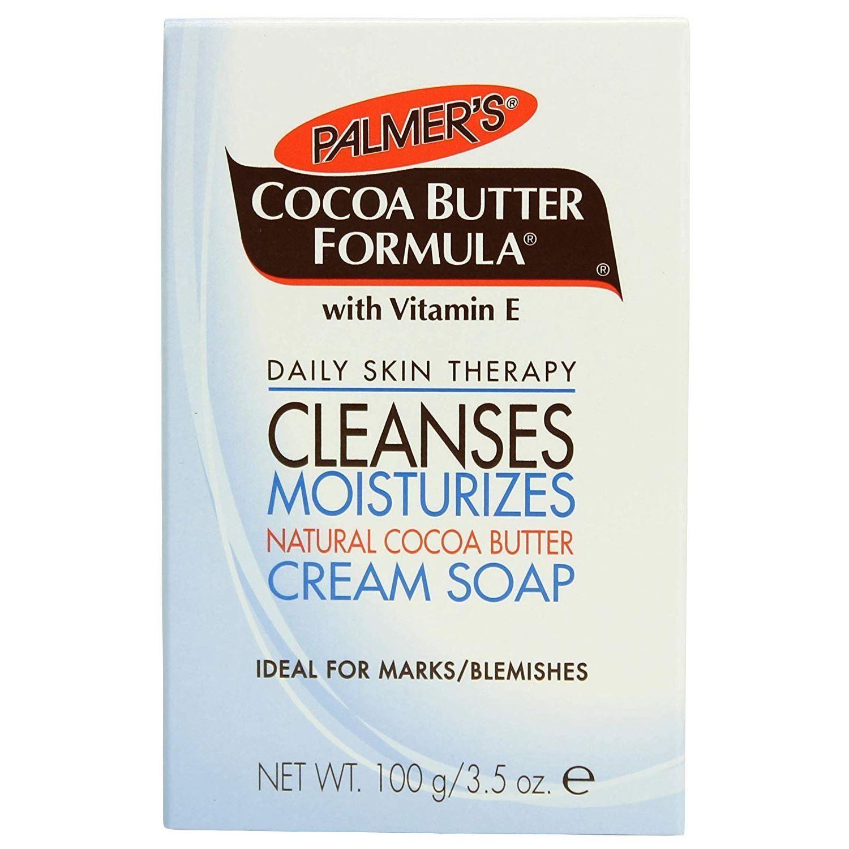 Cocoa Butter Formula with Vitamin E Cream Soap
