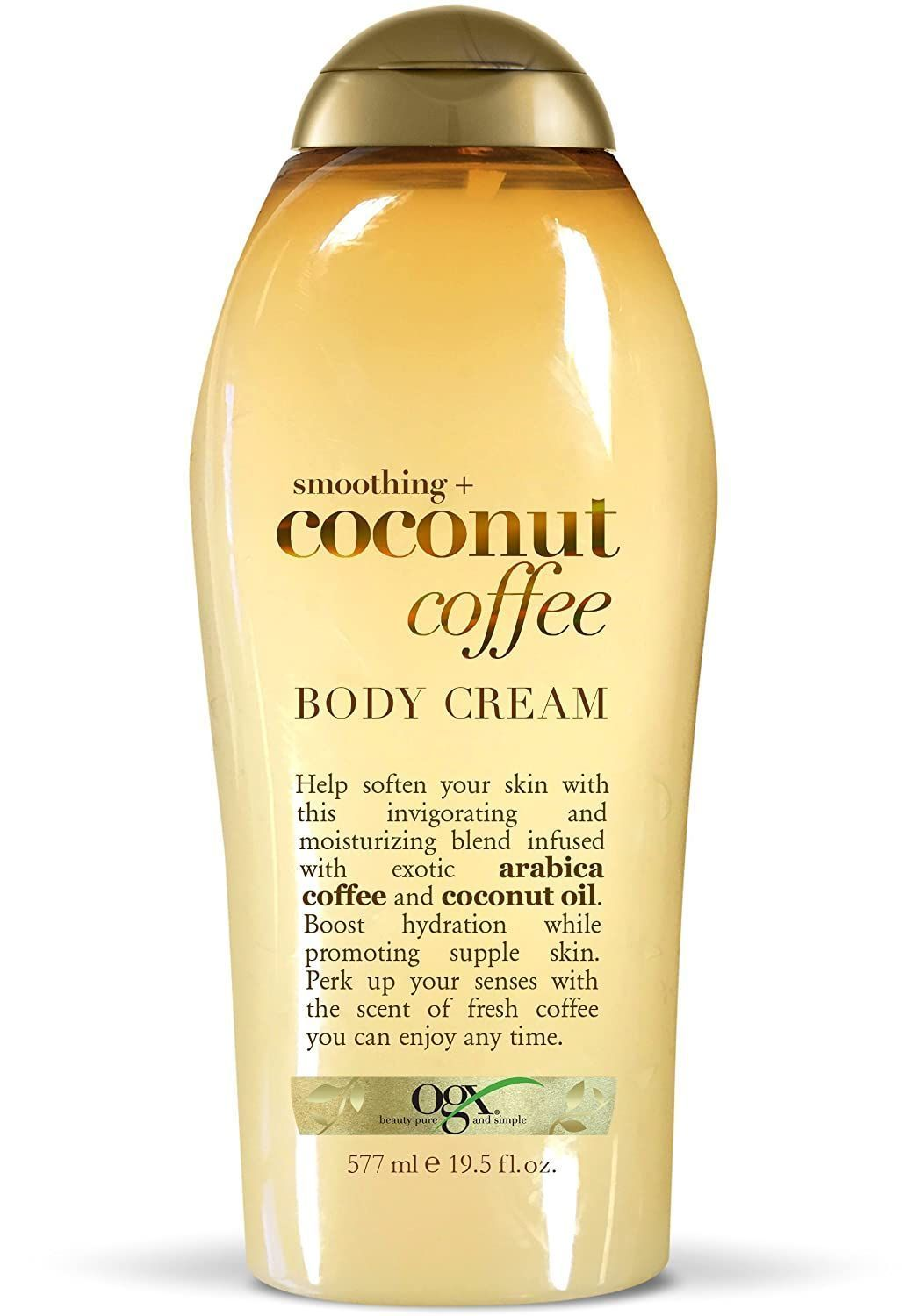 Smoothing + Coconut Coffee Body Cream