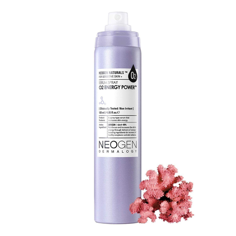 O2 Energy Power Serum Spray
