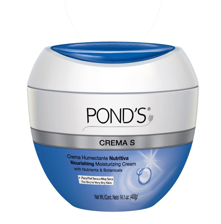 Ponds Crema S Nourishing Moisturizing Cream