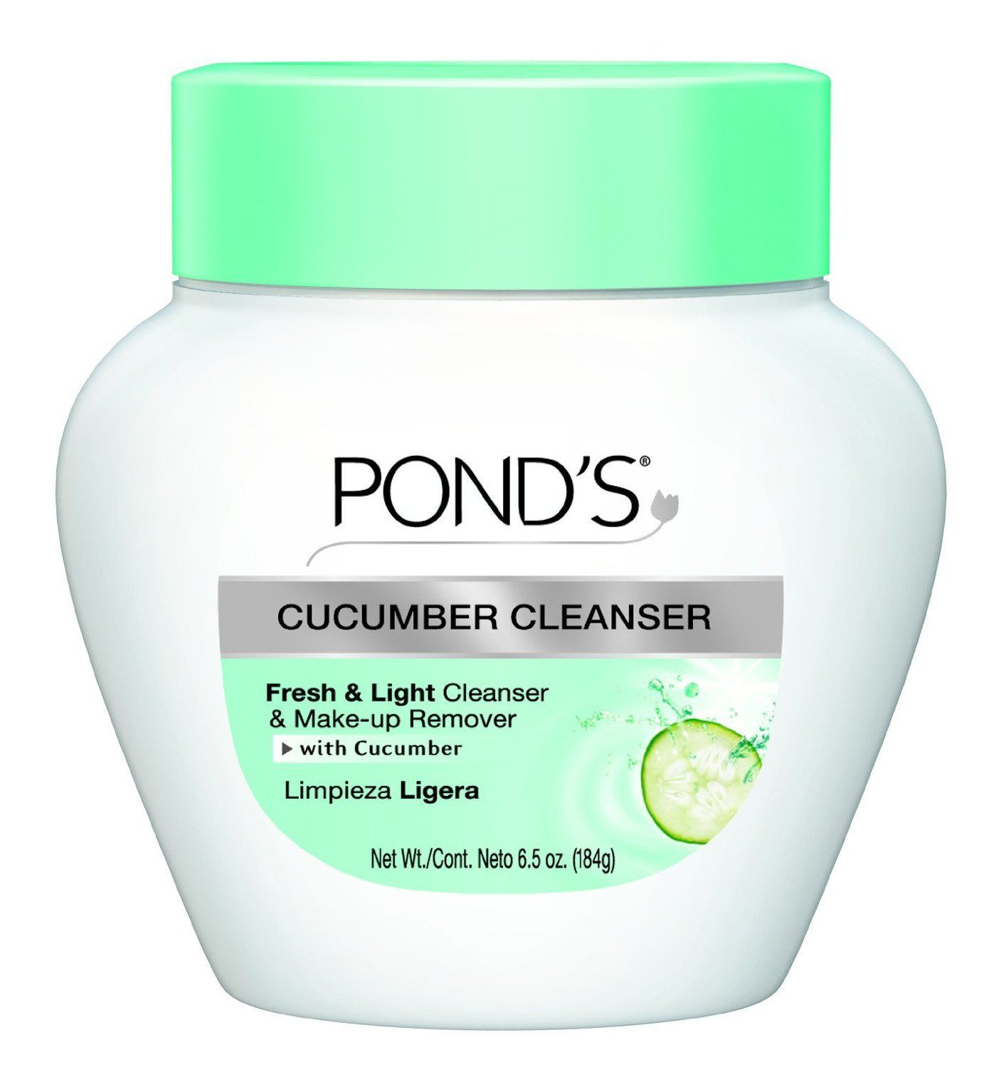 Deep Cleanser and Makeup Remover With Cucumber Extract