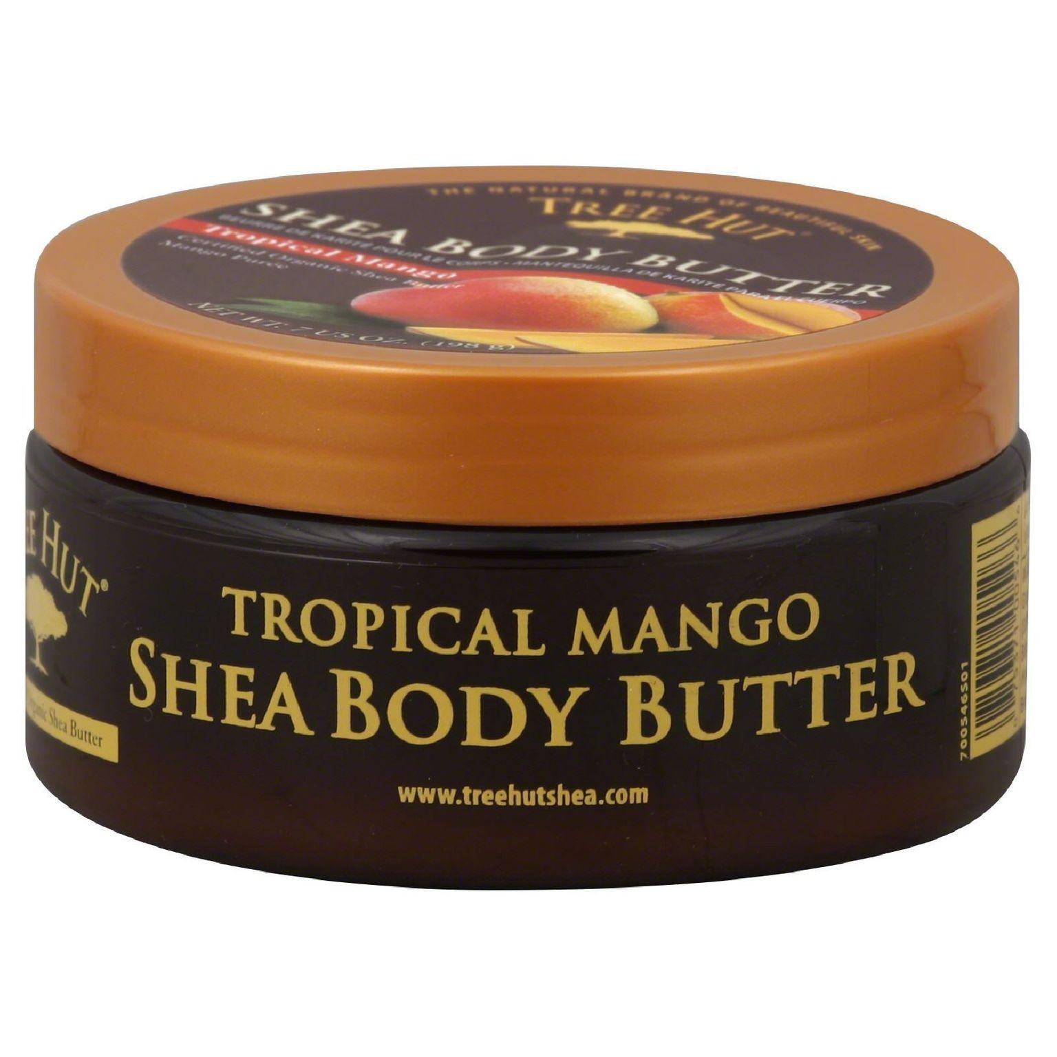 Hydrating Shea Body Butter - Tropical Mango