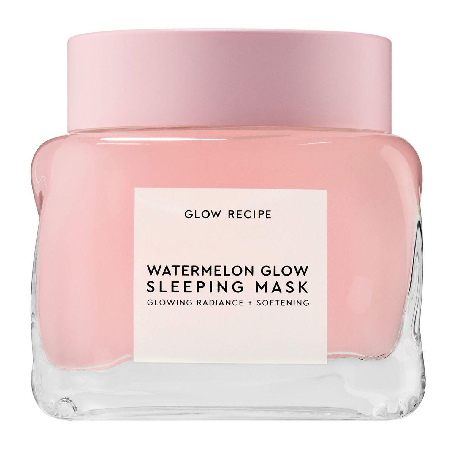 Watermelon Glow Sleeping Mask