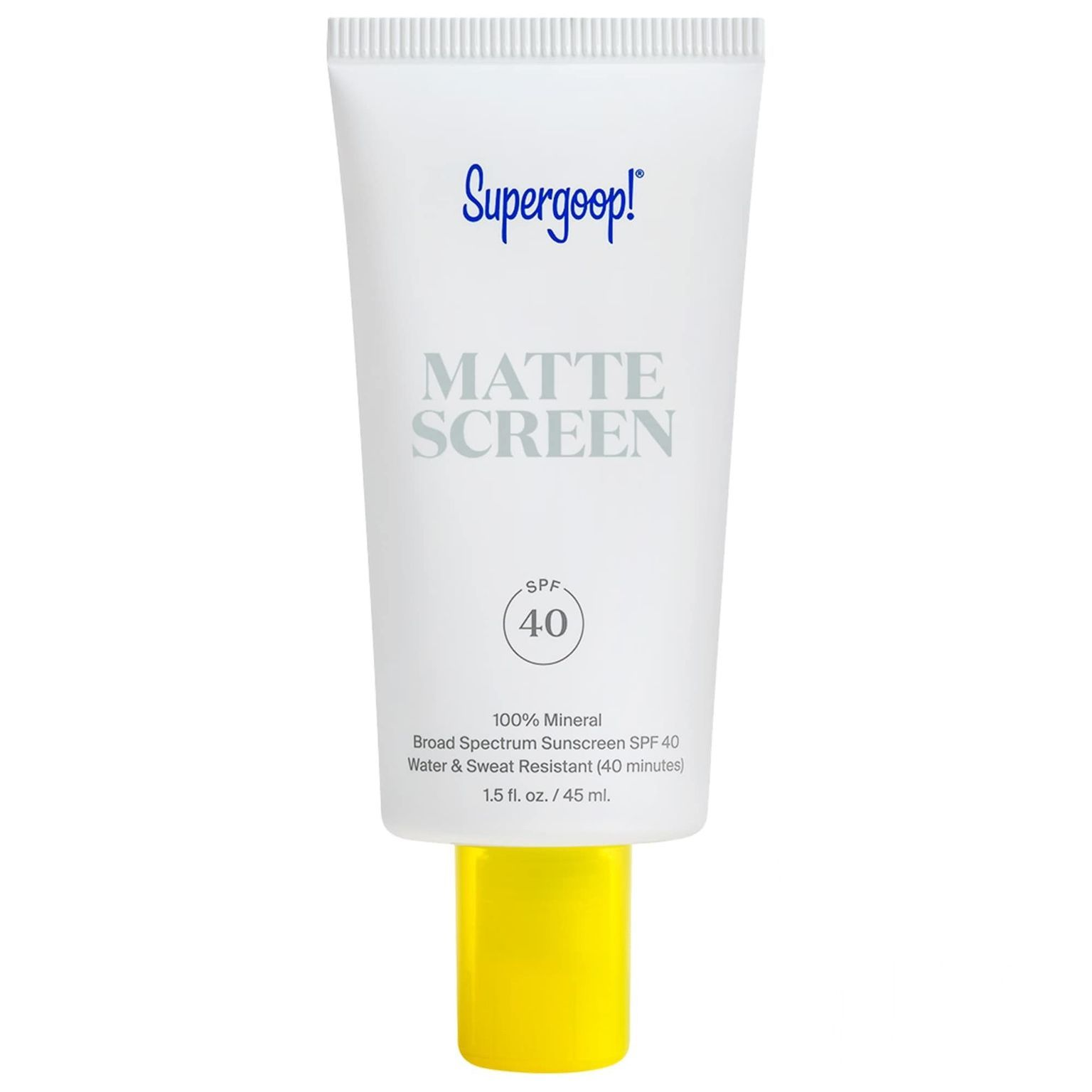 Mattescreen Sunscreen SPF 40