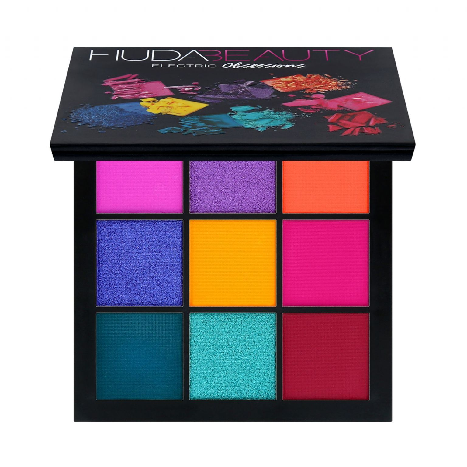 Obsessions Eye Shadow Palette - Electric [DISCONTINUED]