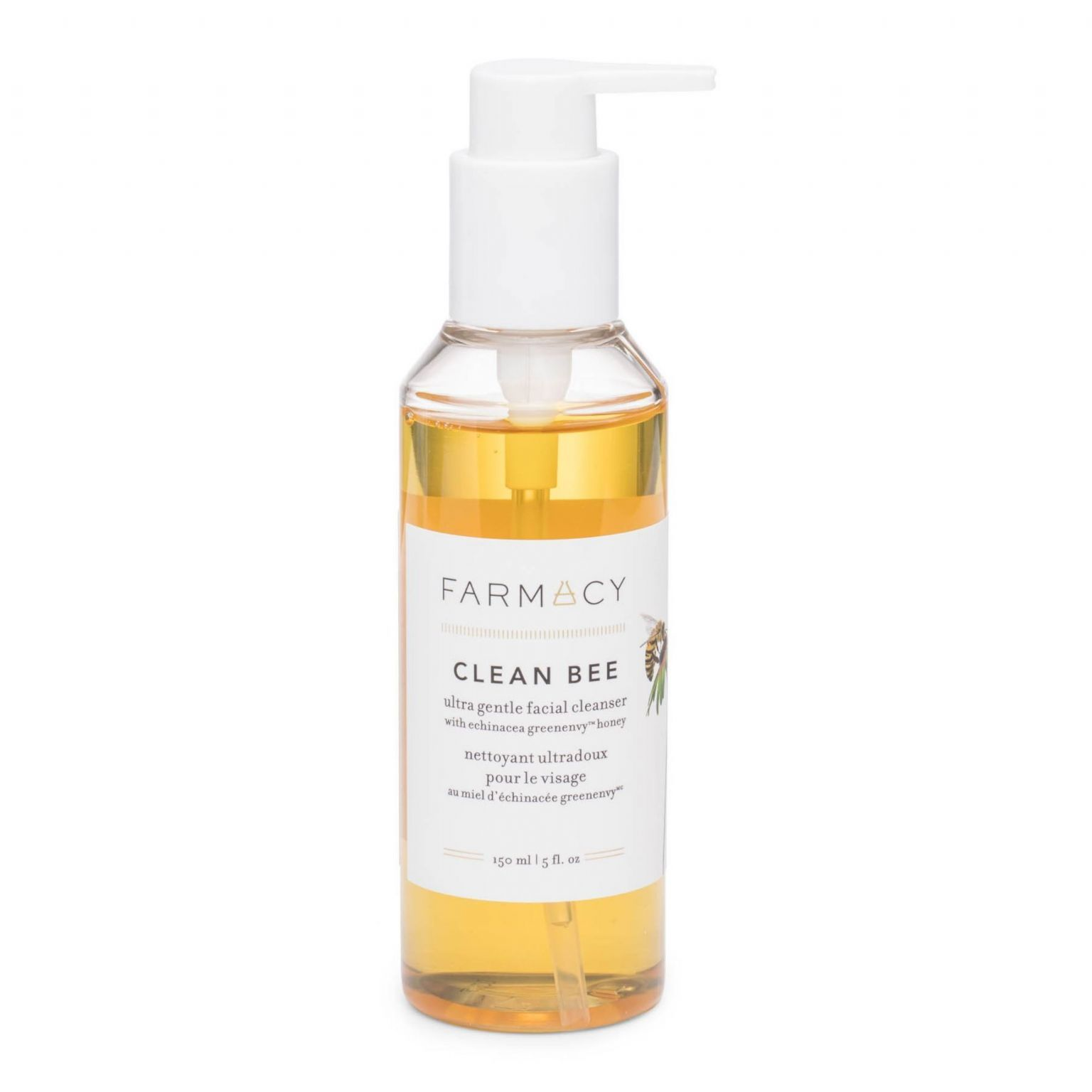Clean Bee Ultra Gentle Facial Cleanser