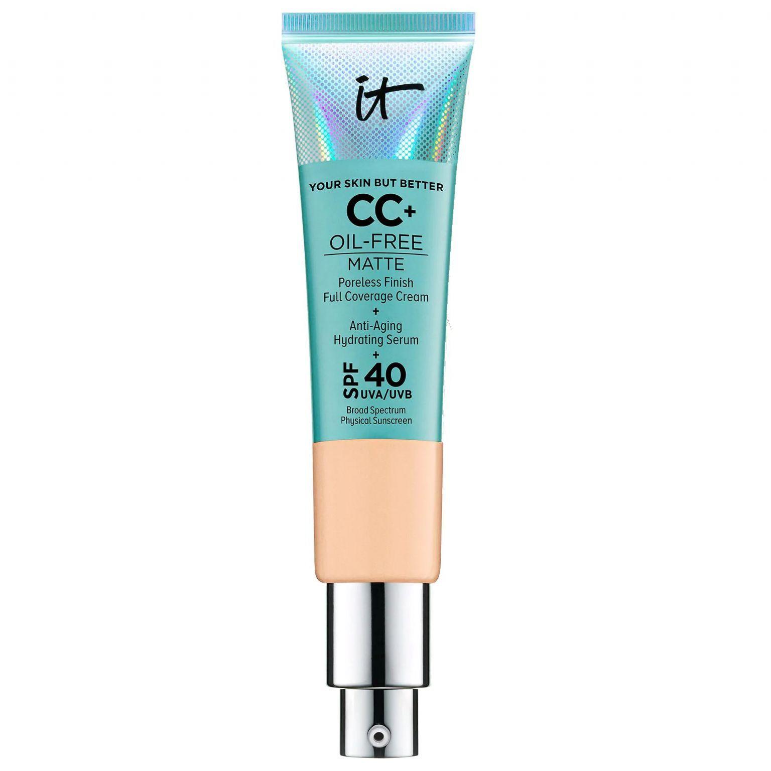 Your Skin But Better CC+ Cream Oil-Free Matte w/ SPF 40