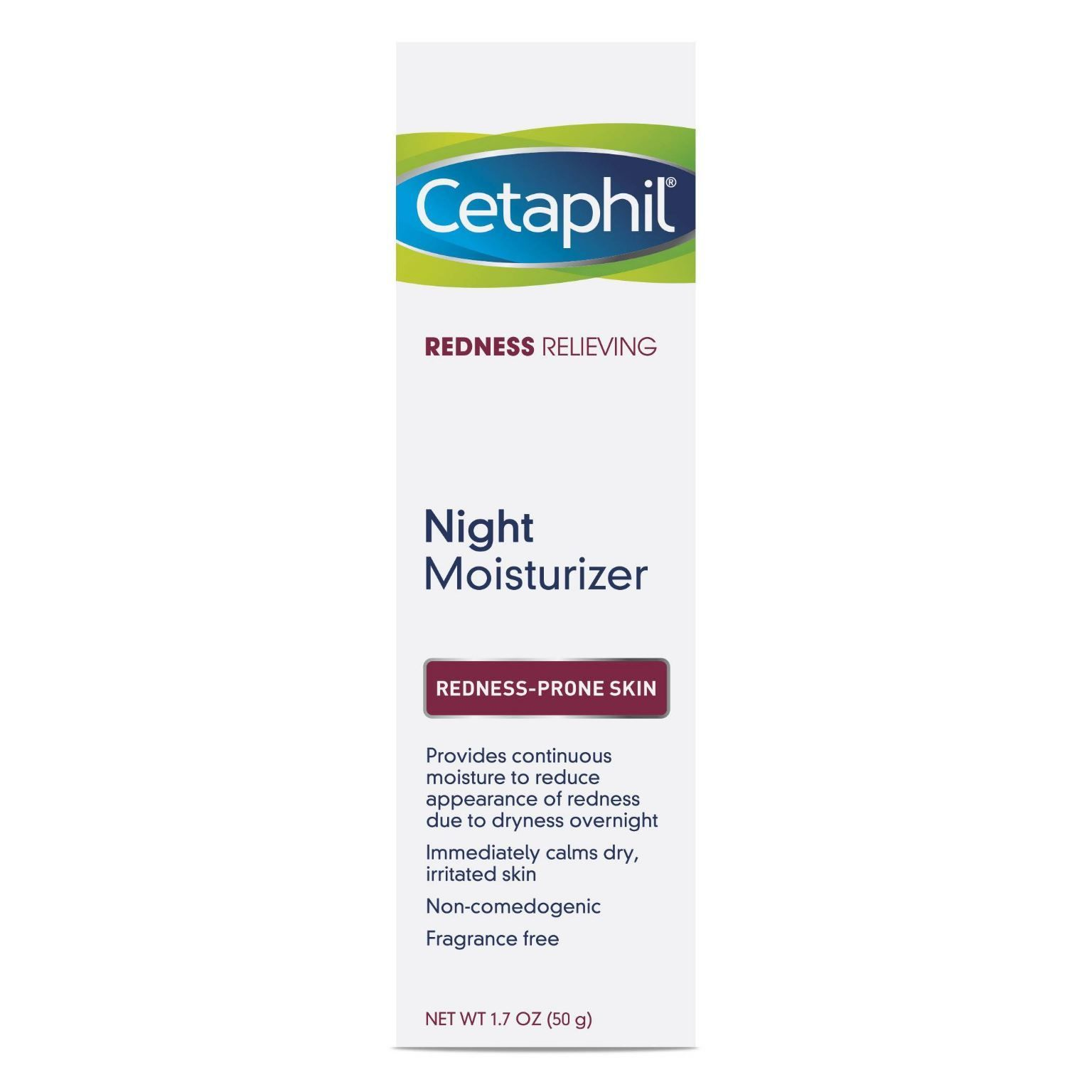 Redness Relieving Night Moisturizer