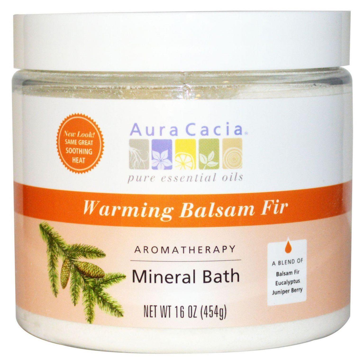Mineral Bath - Warming Balsam Fir