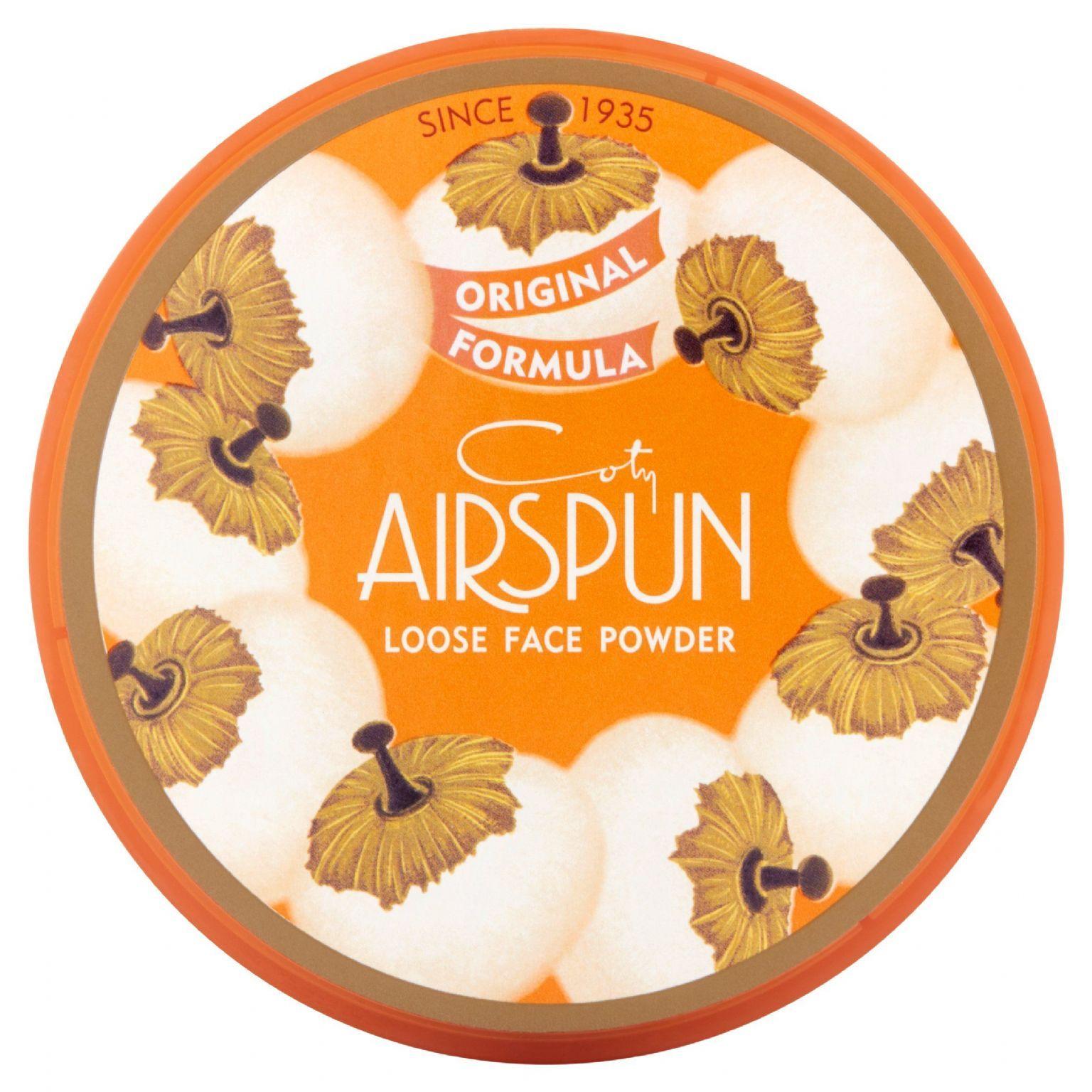 Airspun Translucent Extra Coverage Loose Face Powder