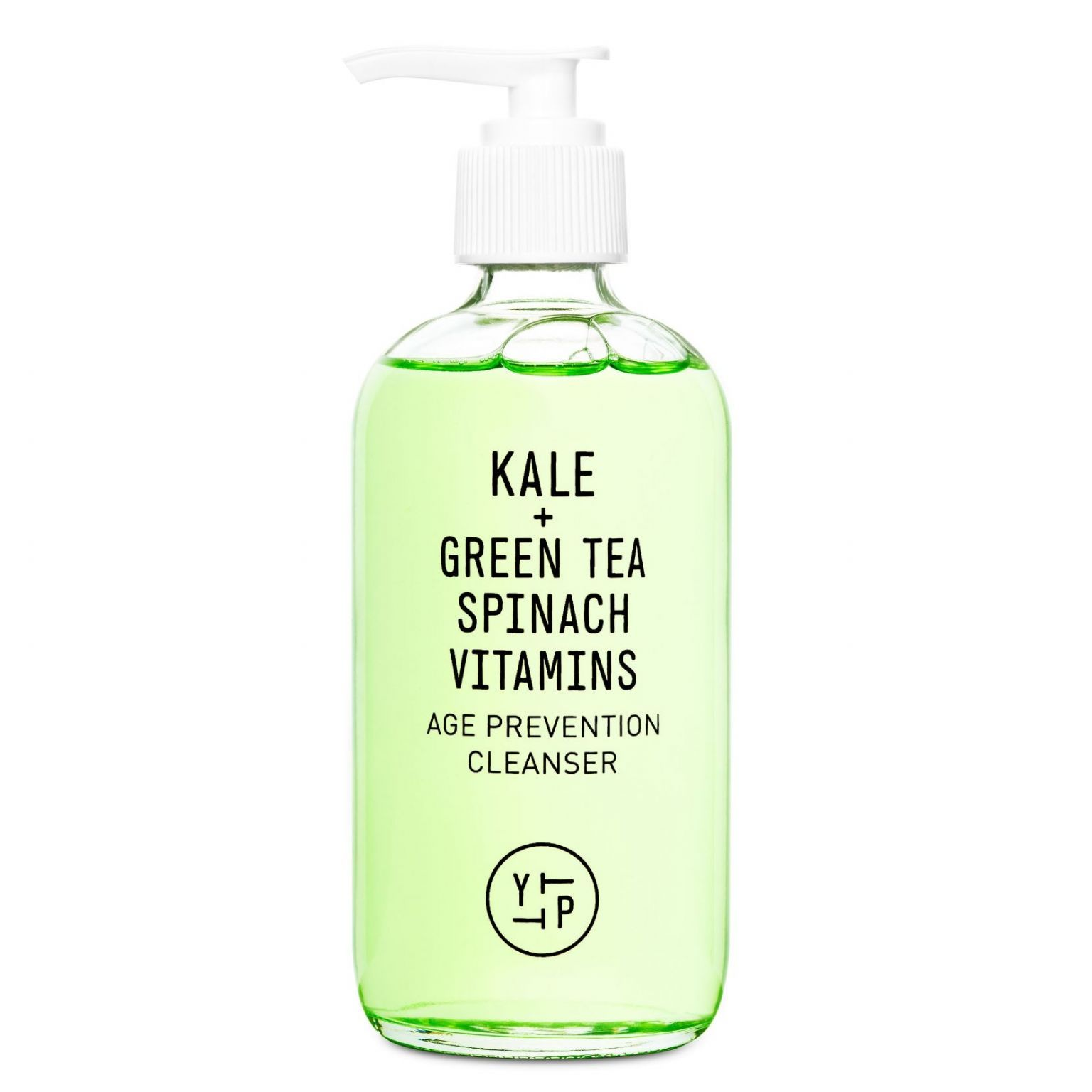 Kale + Green Tea Spinach Vitamins Age Prevention Cleanser