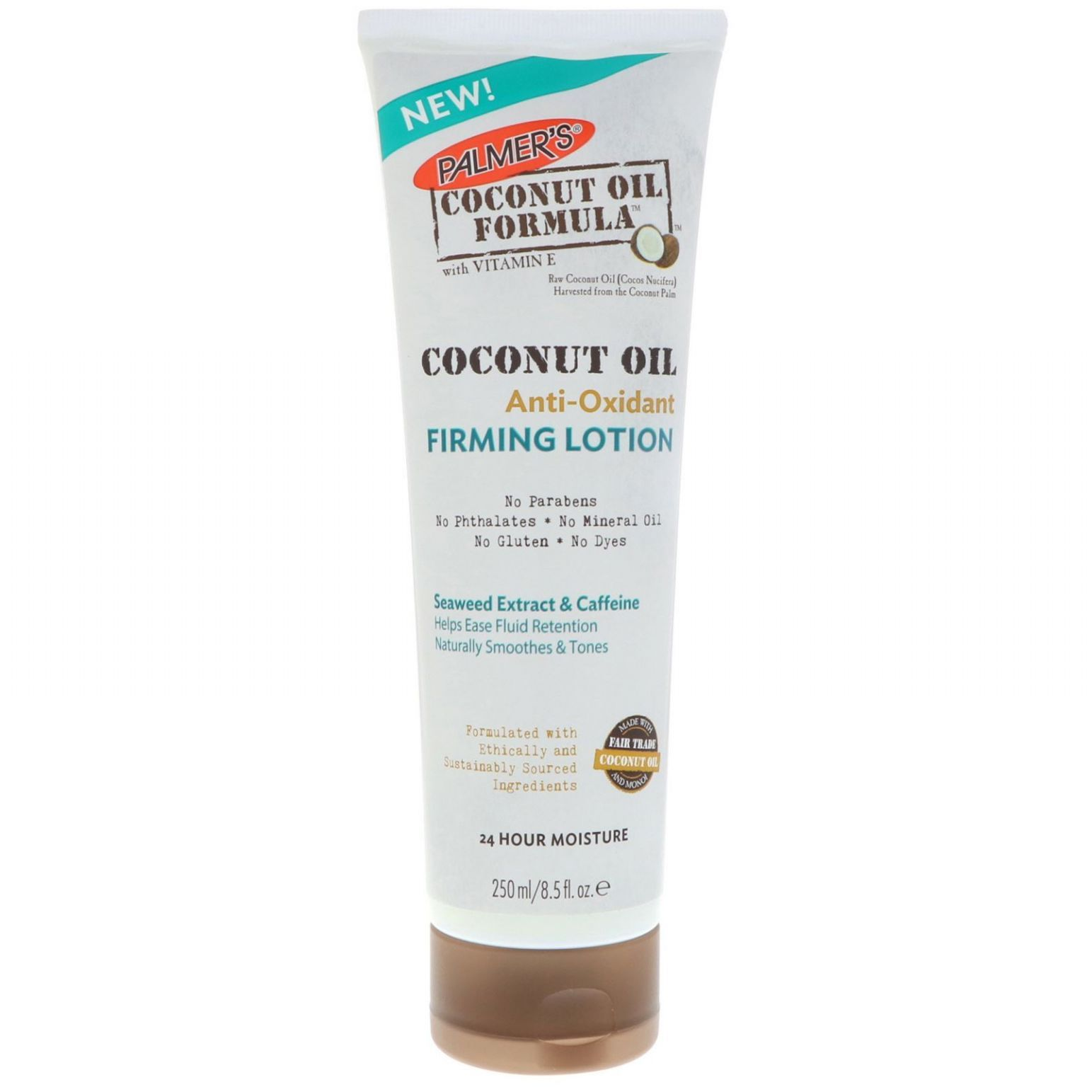 Coconut Oil Anti-Oxidant FIRMING LOTION