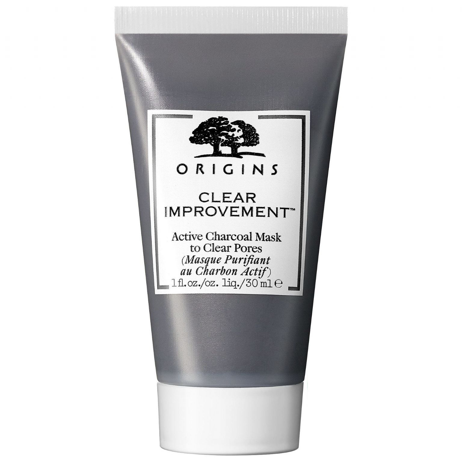 Clear Improvement Active Charcoal Mask