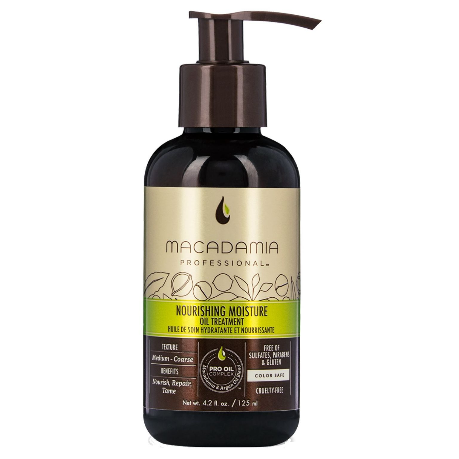 Nourishing Moisture Oil Treatment