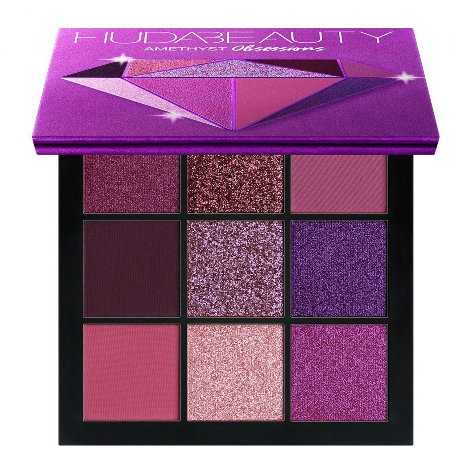 Obsessions Palette - Amethyst