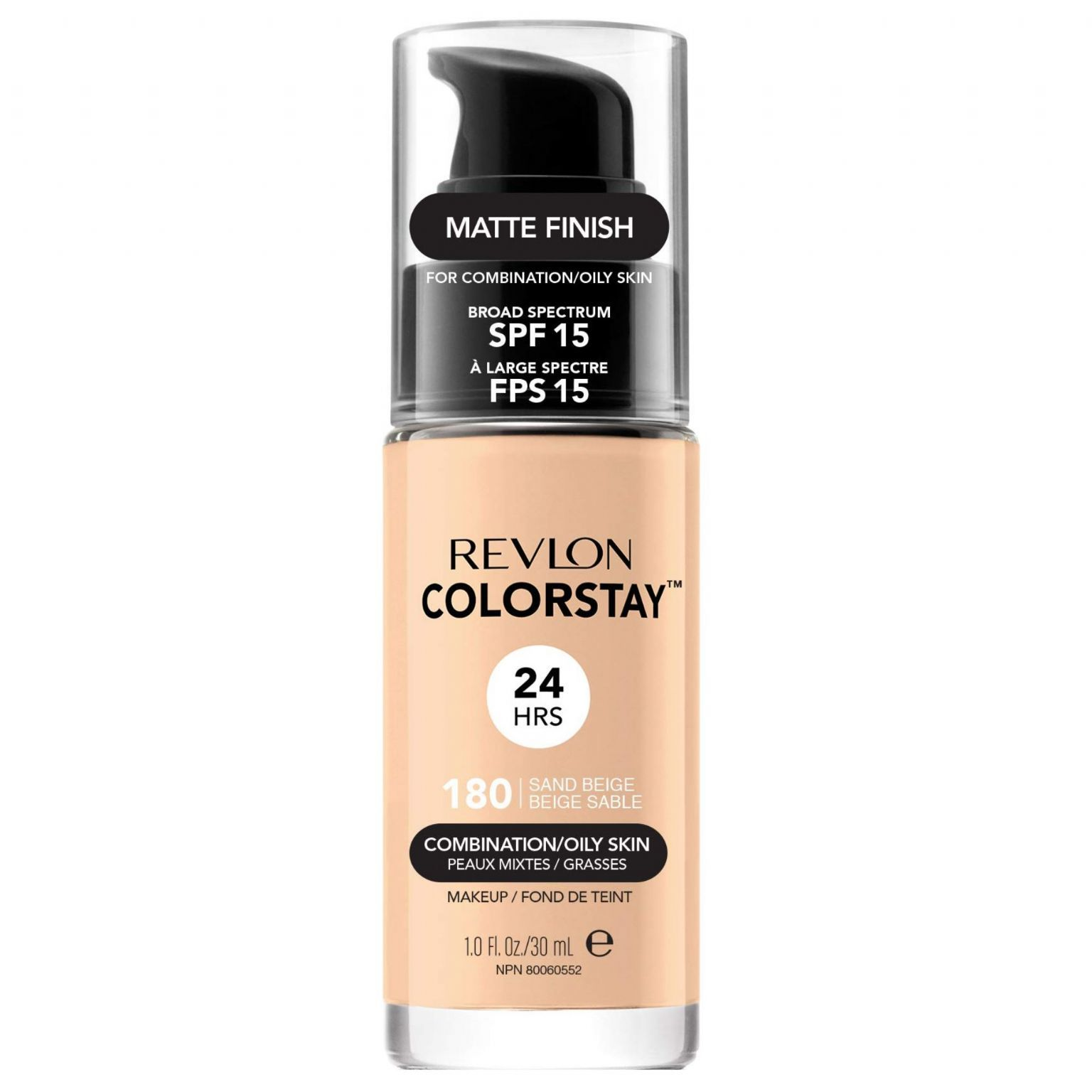 Colorstay 24hrs Makeup SPF 15  - Combination/Oily Skin