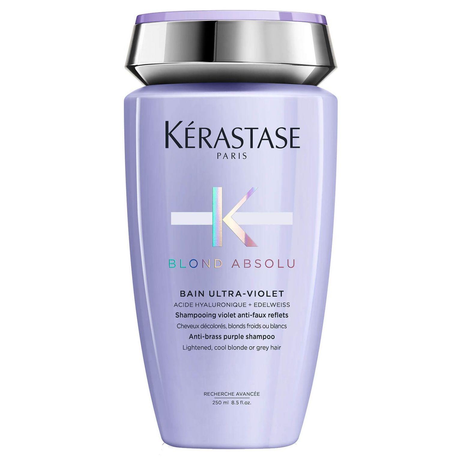 Blond Absolu Bain Ultra Violet Shampoo