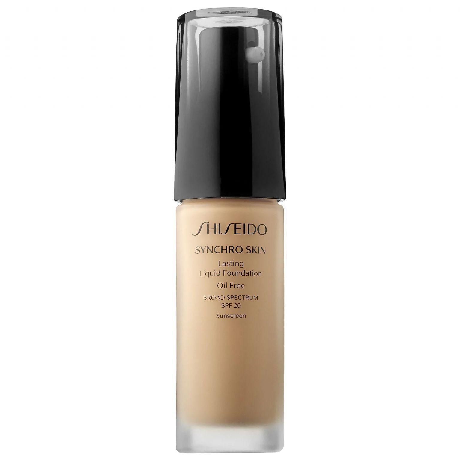 Shiseido Synchro Skin Lasting Liquid Oil Free Foundation Reviews Photos Ingredients Makeupalley