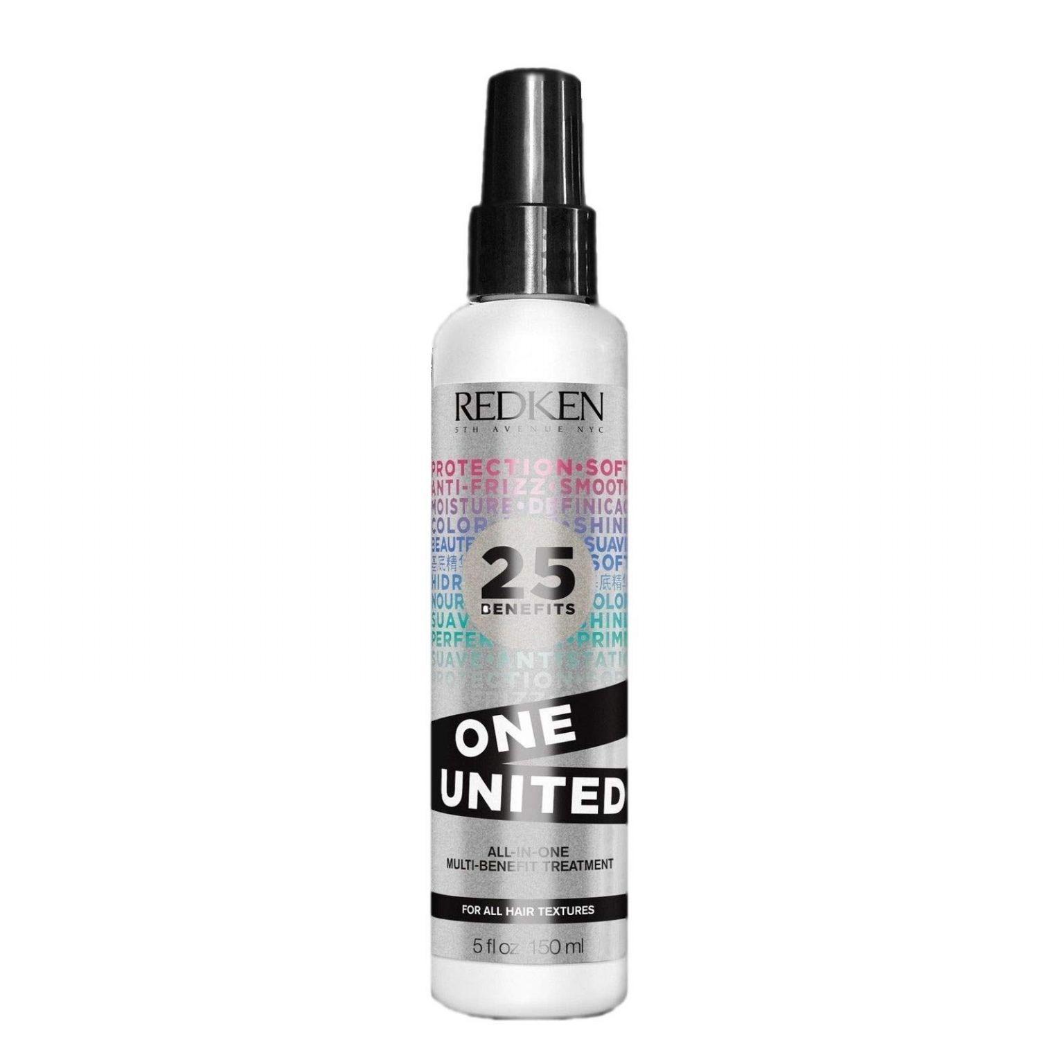 One United Multi Benefit Hair Treatment