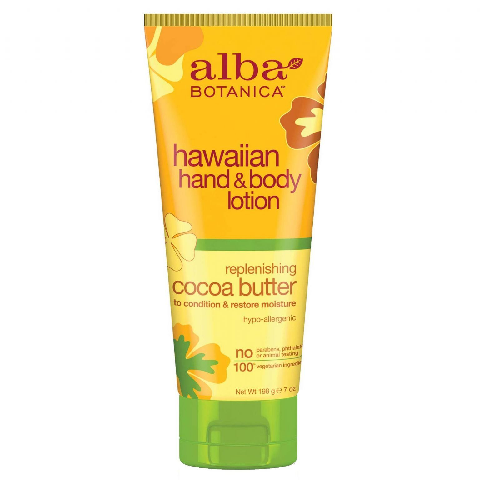 Hawaiian Hand & Body Lotion with Replenishing Cocoa Butter