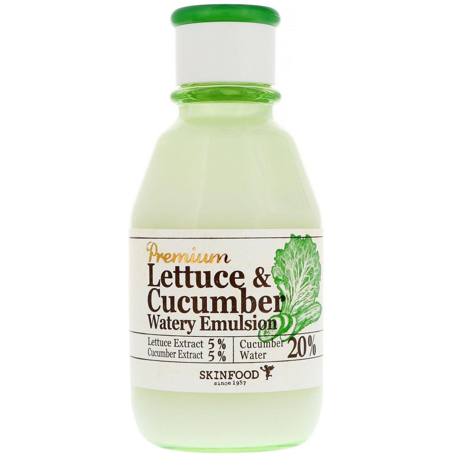 Lettuce & Cucumber Watery Emulsion