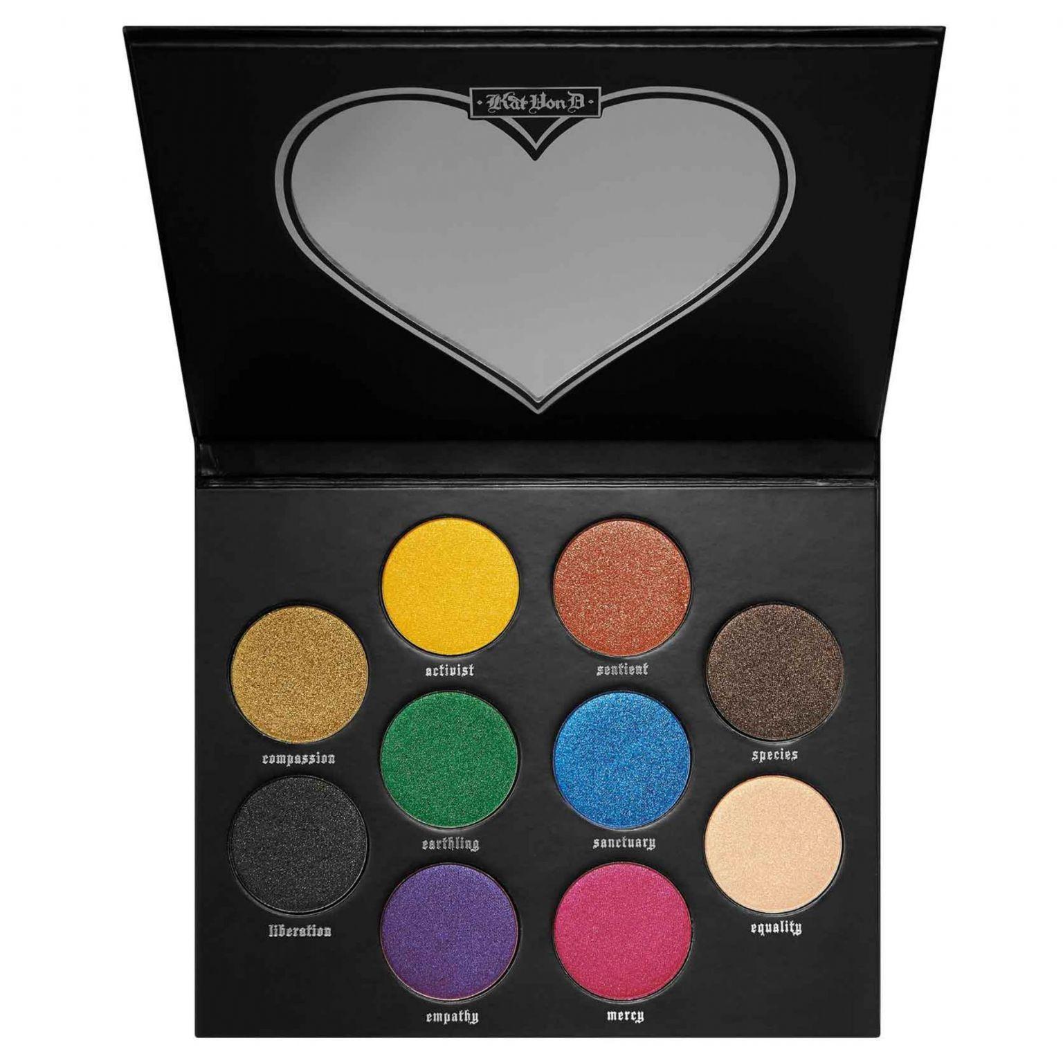 Vegan Love Eyeshadow Palette