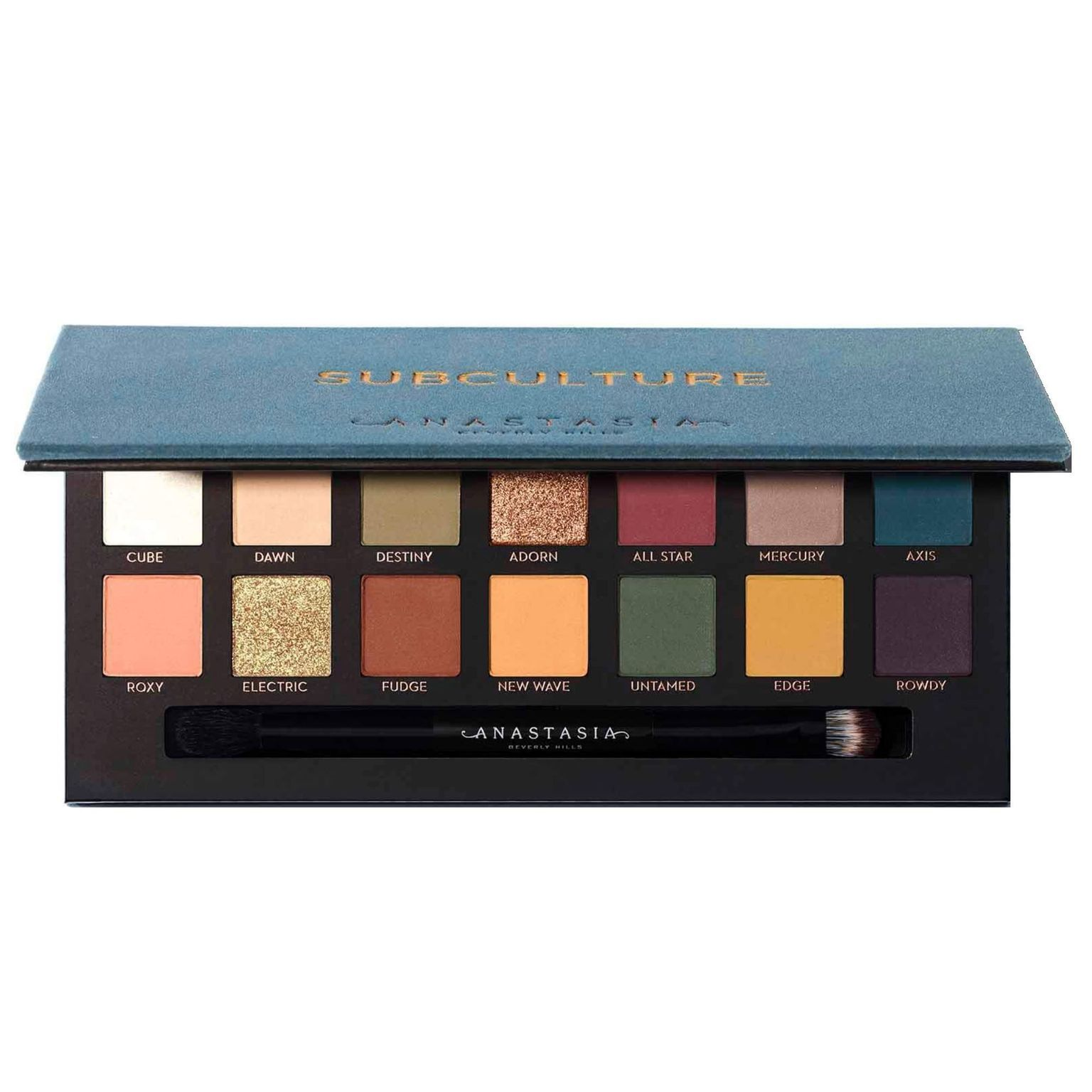 Subculture Eyeshadow Palette [DISCONTINUED]