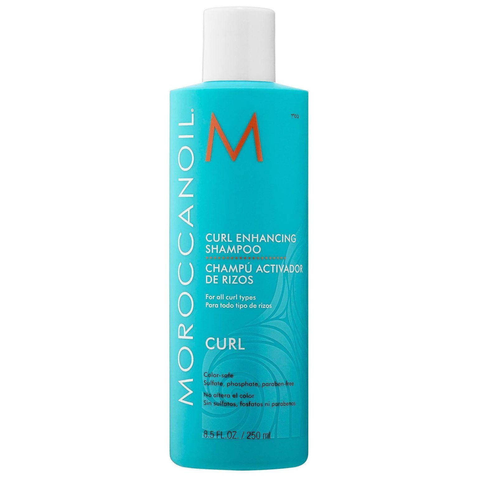 Curl Enhancing Shampoo