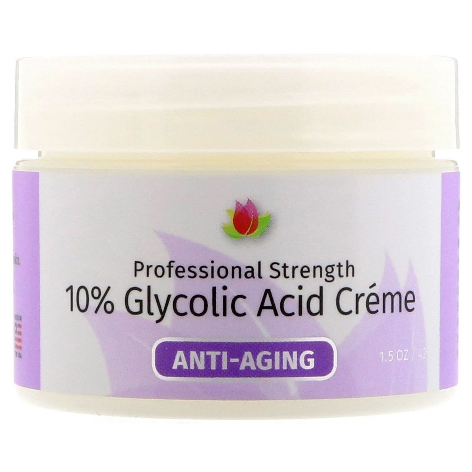 10% Glycolic Acid Cream