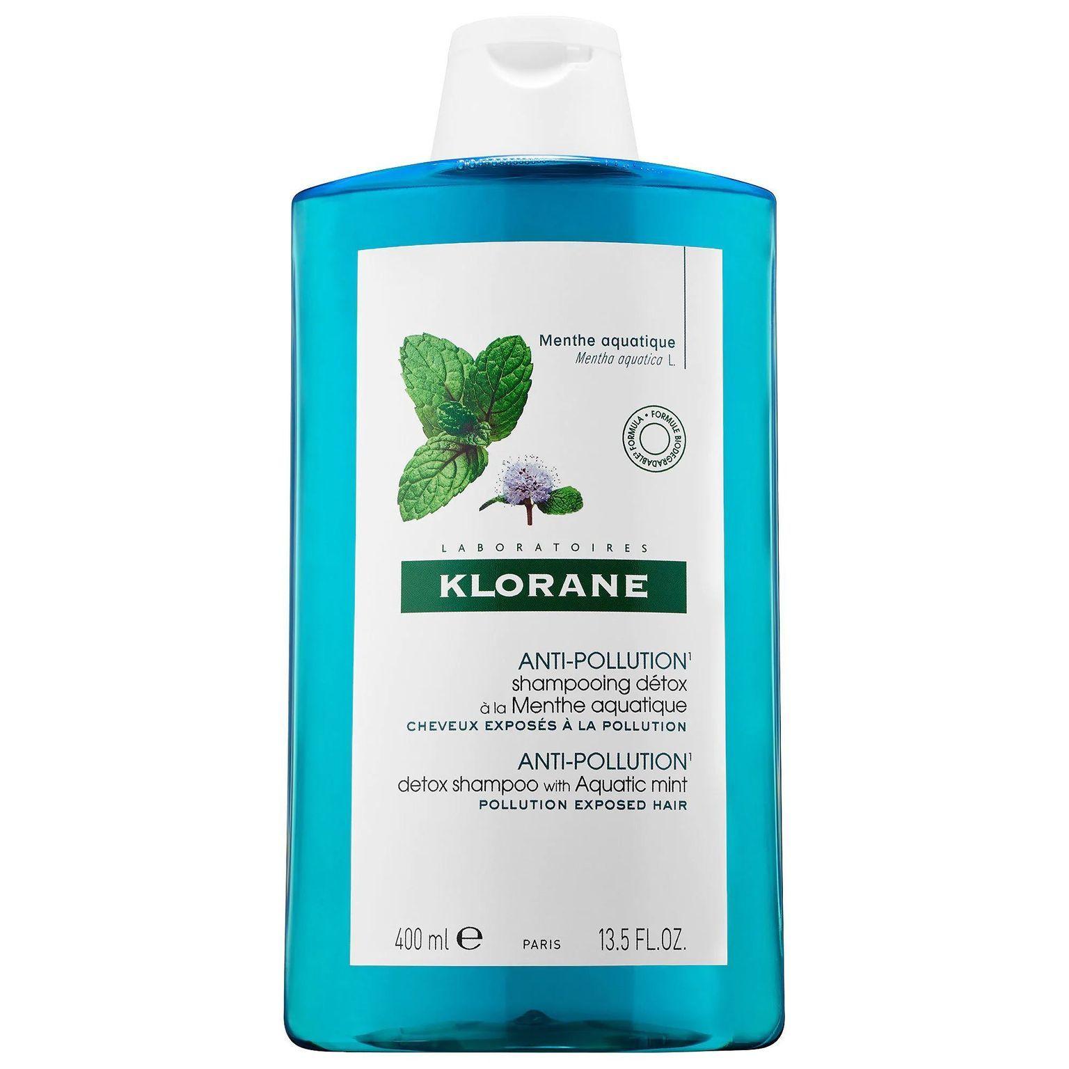 Anti-Pollution Detox Shampoo with Aquatic Mint