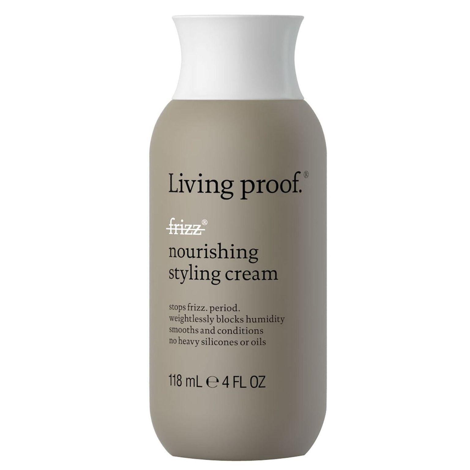 No Frizz - Nourishing Styling Cream