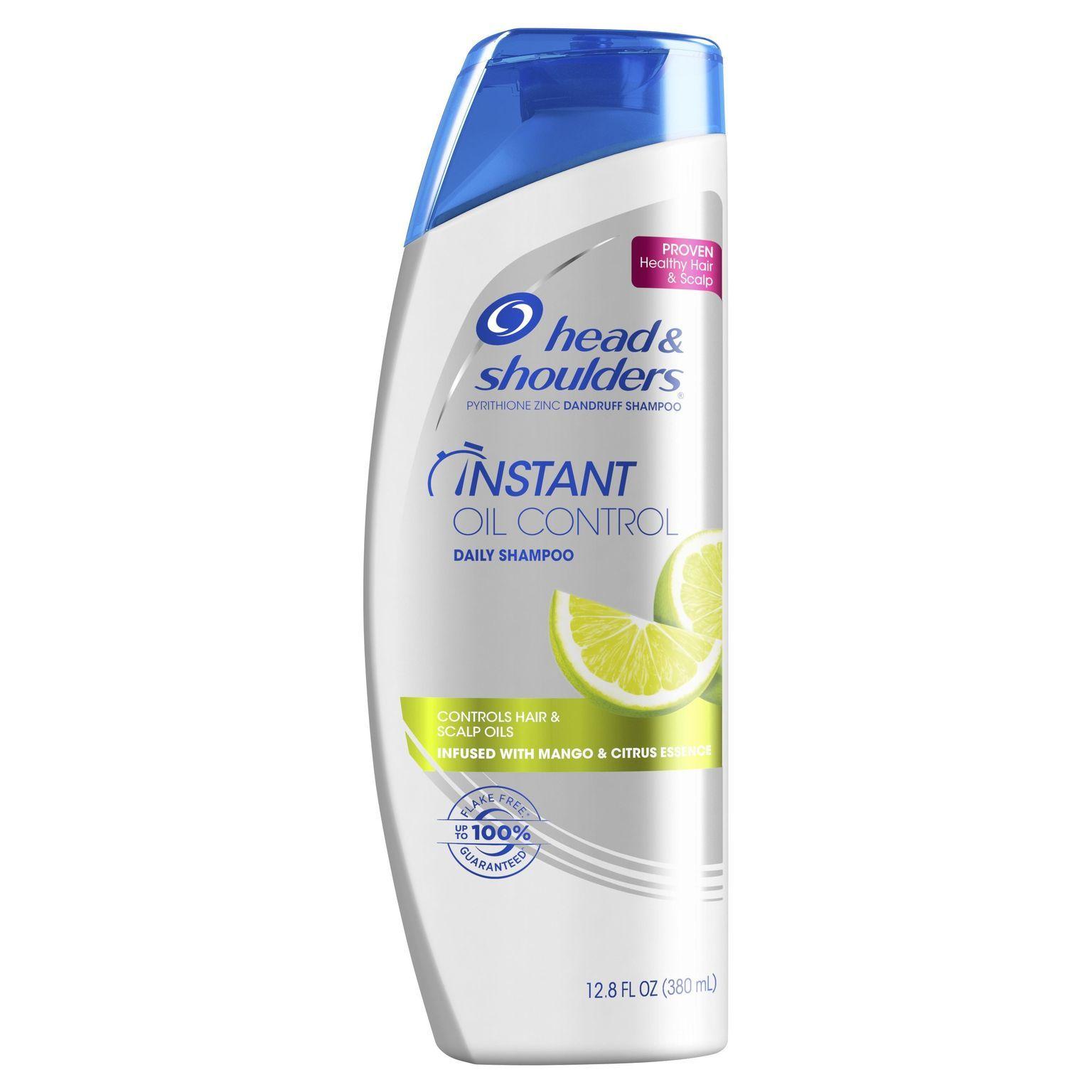 Instant Oil Control Daily Dandruff Shampoo