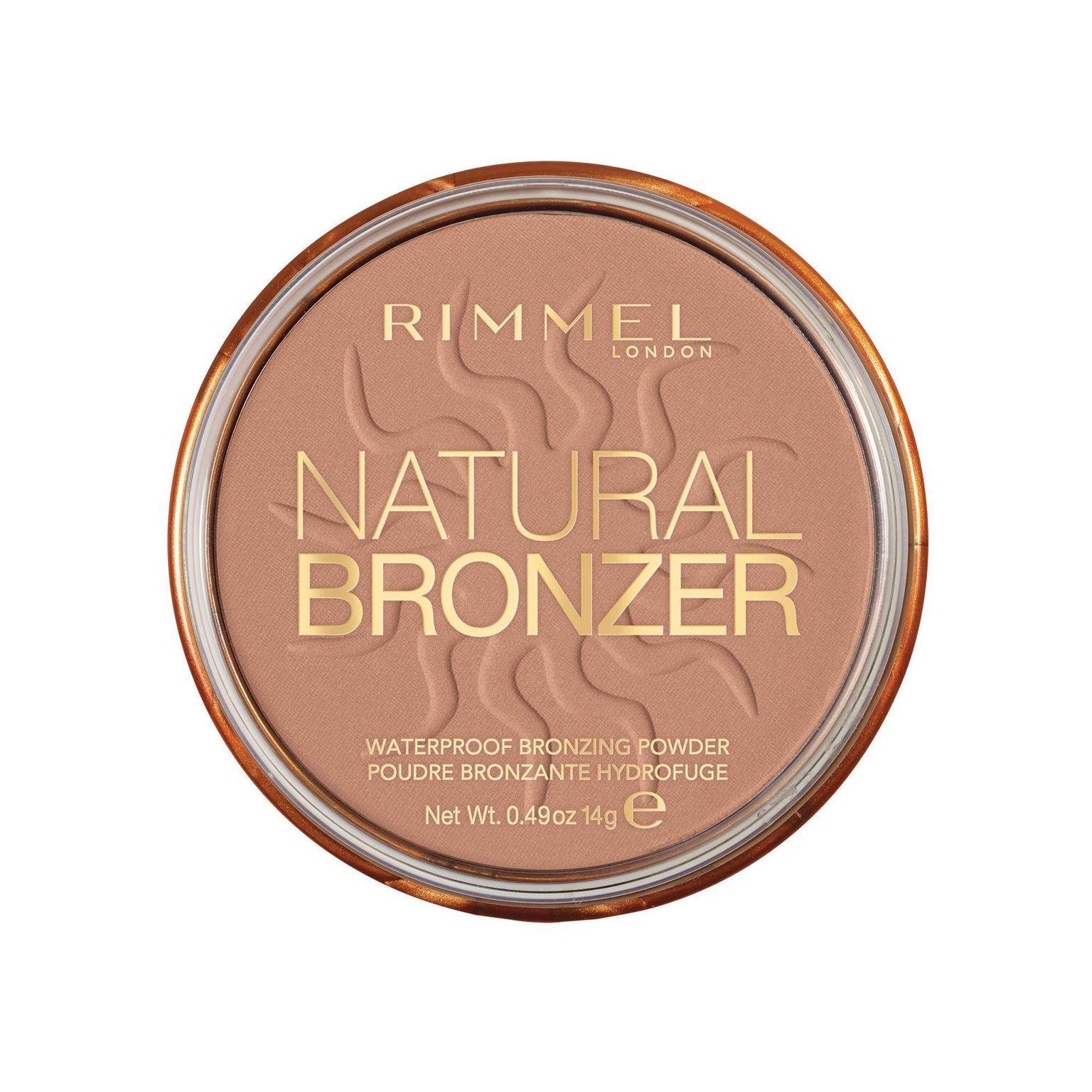 Natural Bronzer - 027 Sun dance