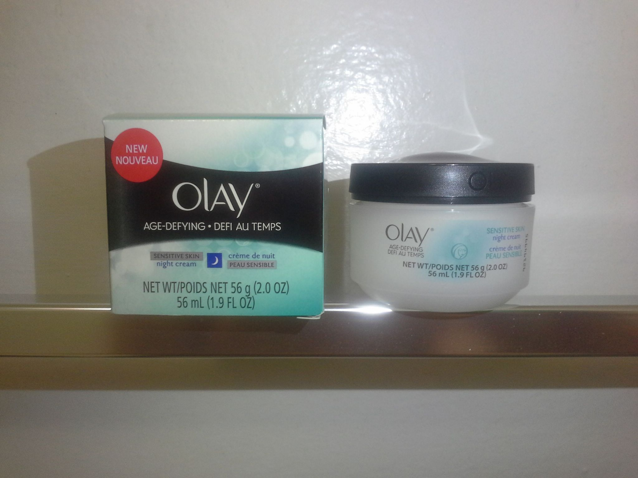 Age Defying Sensitive Skin Night Cream