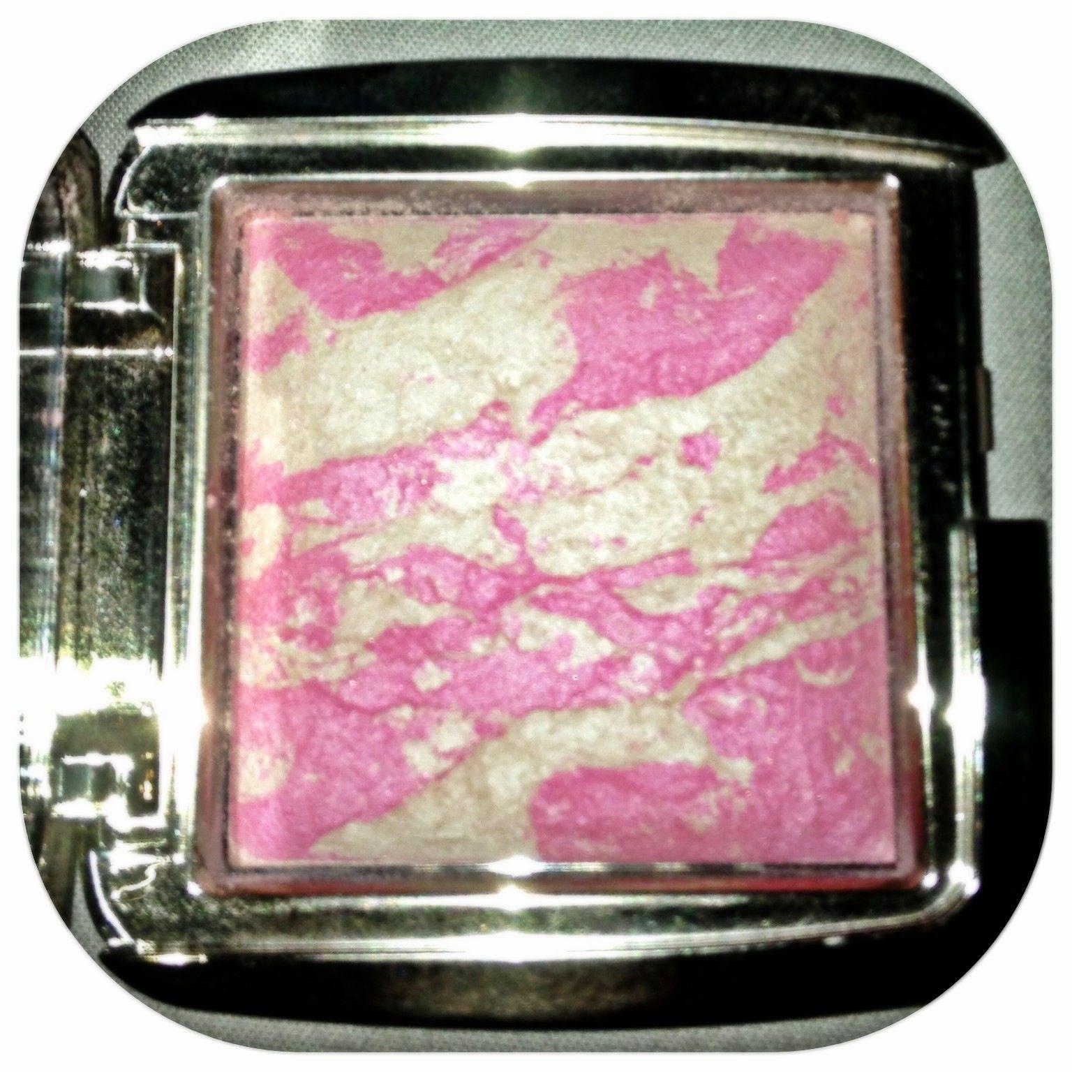Ambient Lighting Blush Color - Luminous Flush