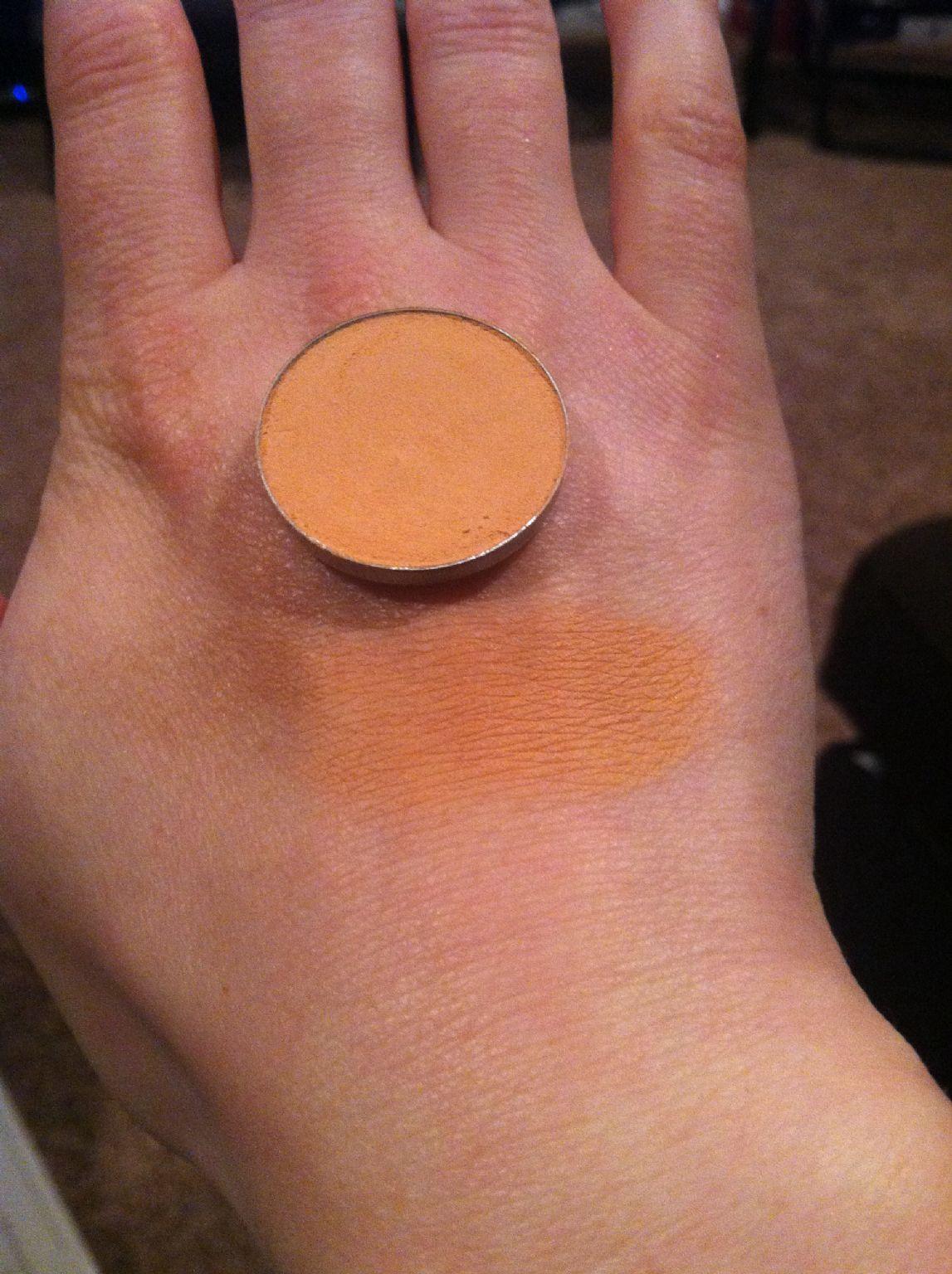Eyeshadow - Peach Smoothie