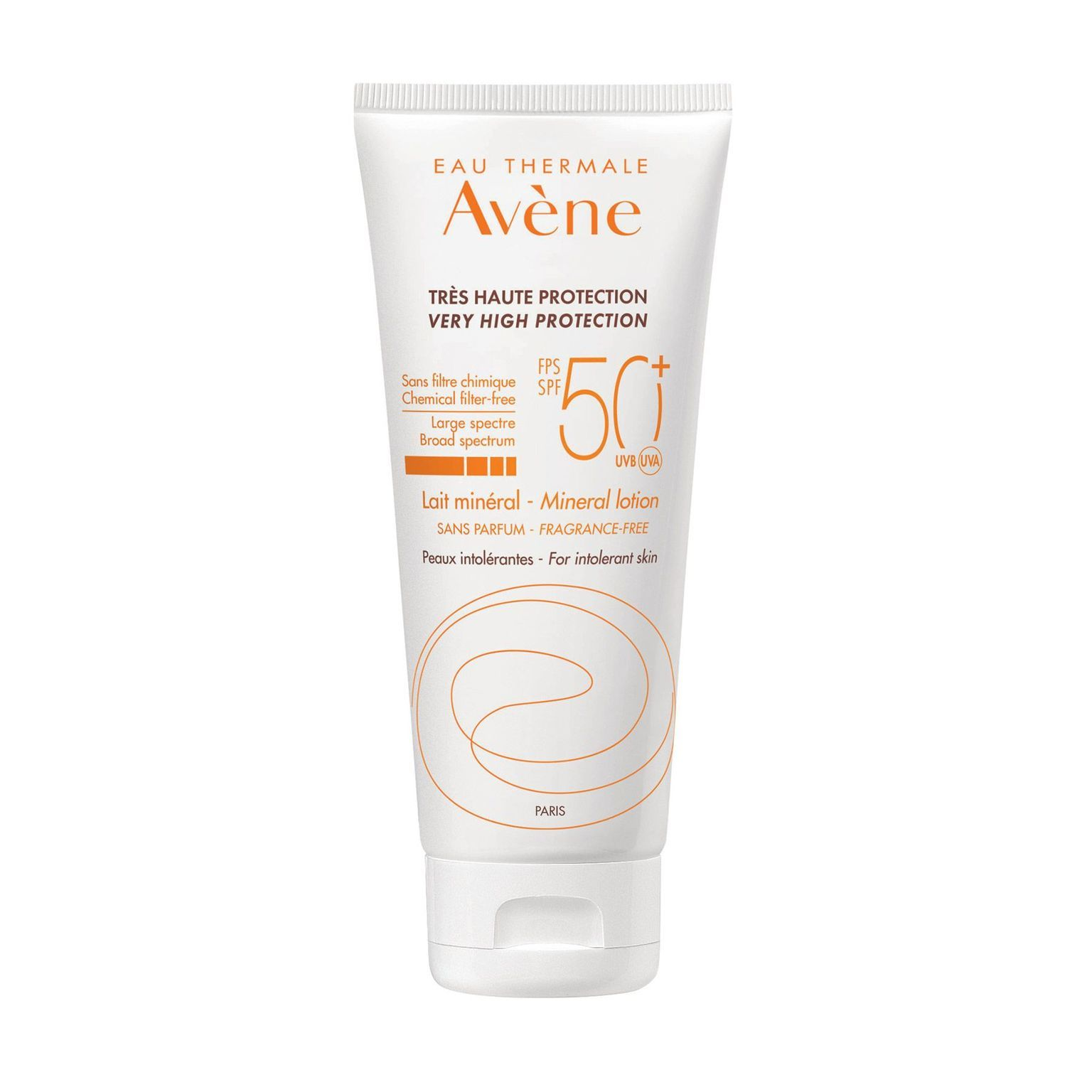 Very high protection Mineral Spf 50 + Lotion