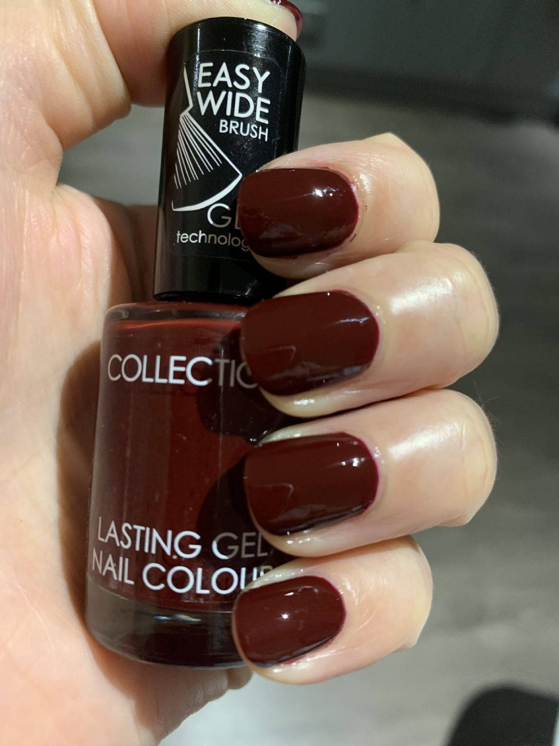 Lasting Gel Colour